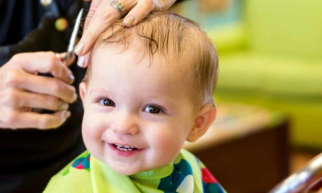Friseur – Der erste Friseurbesuch