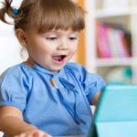 Fernsehen und Technik für Kinder 1-3 Jahre