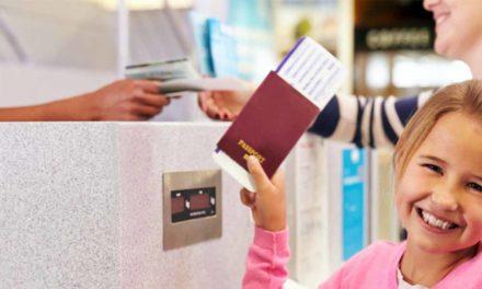 Kind anmelden, Ausweis und Kinderreisepass beantragen