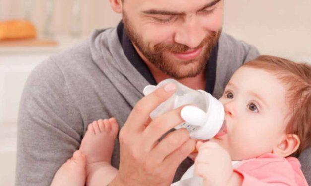 Abstillen – So kannst du als Papa helfen