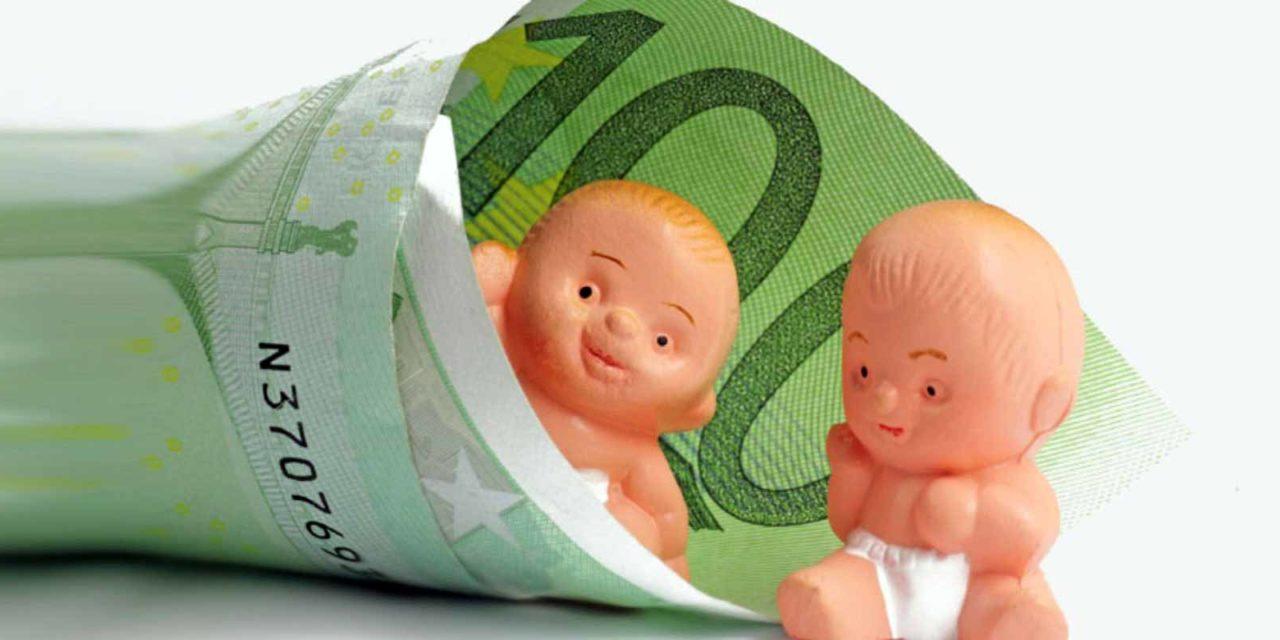 Beihilfen Babyerstausstattung