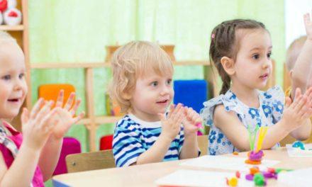 Kindergarten anmelden