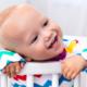 Bild eines Baby im 7. Monat