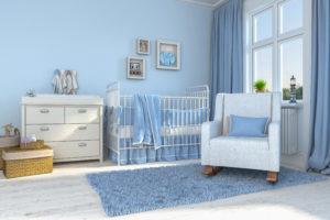 Bild von Babyzimmer
