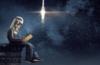Bild eines Kindes beim Lesen
