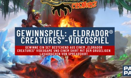 """""""Eldrador® Creatures""""-Videospiel"""