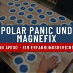 Polar Panic und Magnefix von Amigo – Ein Erfahrungsbericht