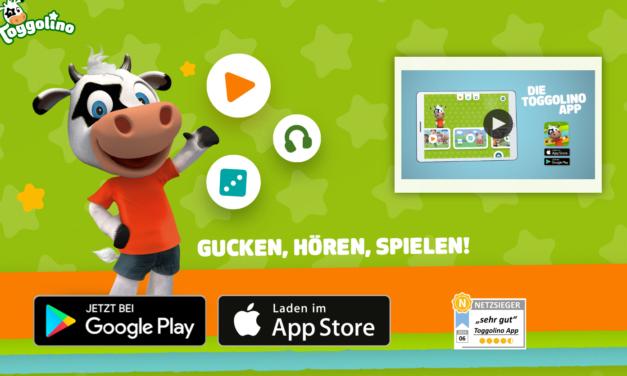 Getestet: Toggolino-App für Kleinkinder