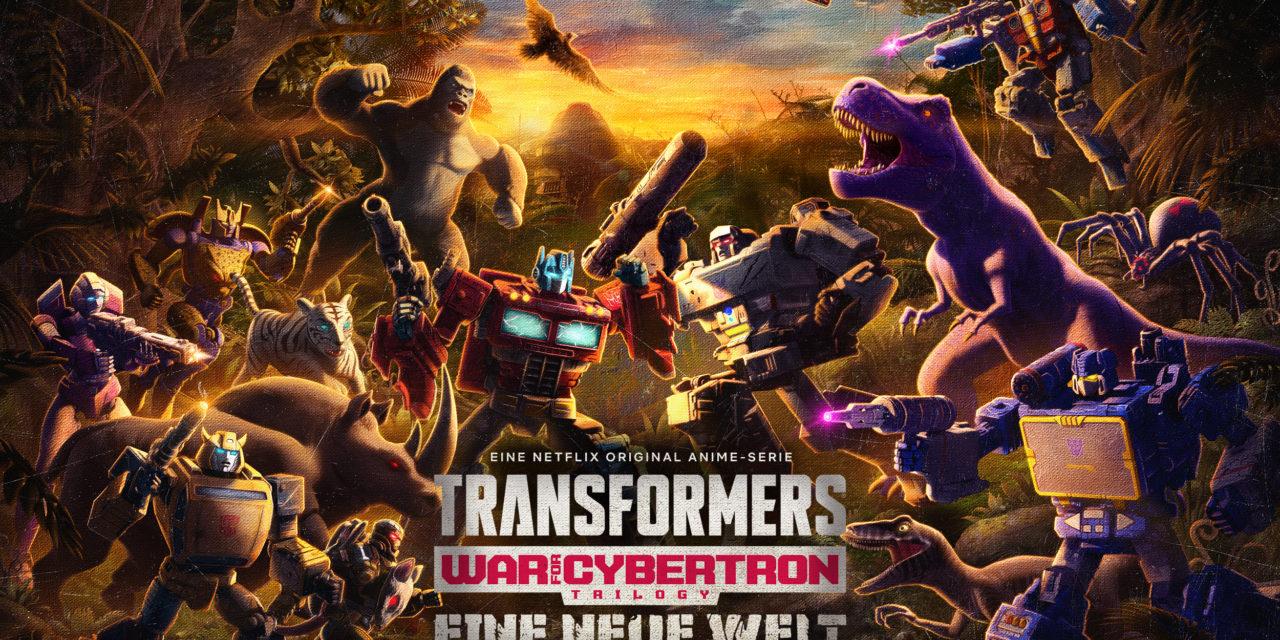Transformers: War for Cybertron: Eine neue Welt das letzte Kapitel jetzt auf Netflix