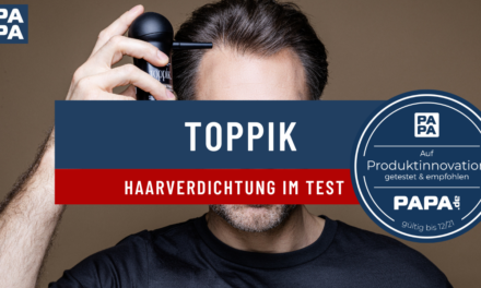 Toppik -Haarverdichtung im Test