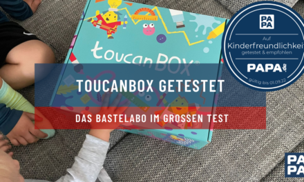 Toucanbox Test