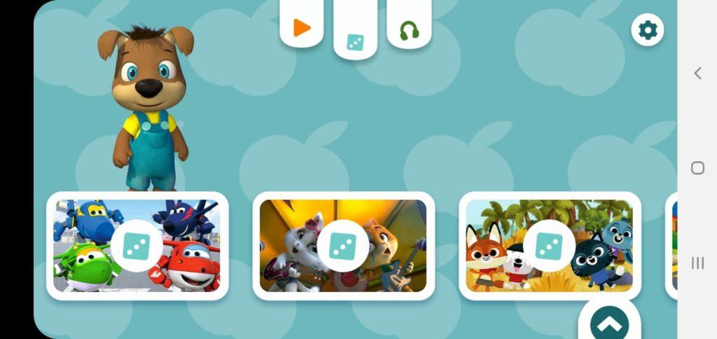 Bild Tggolino App Spiele