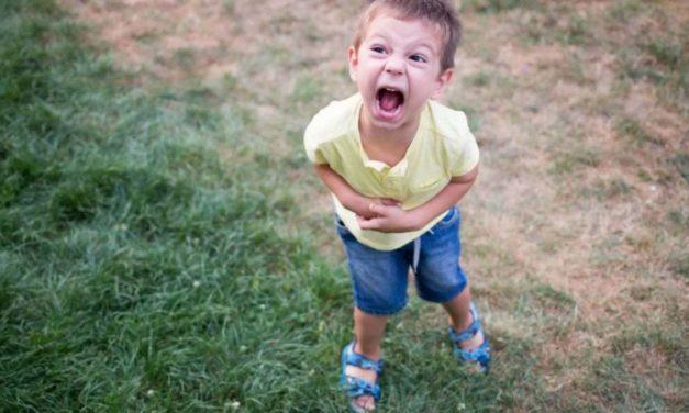 Aggressionen und Wut bei Kindern – wie geht man damit um?