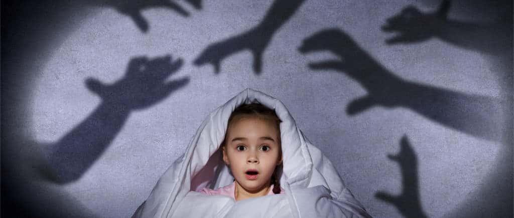 Bild Albträume bei Kindern