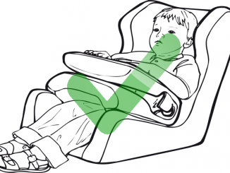 Grafik Kinderautositz
