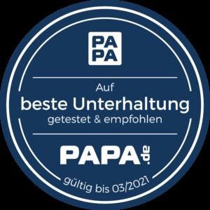Bild von Papa.de-Siegel