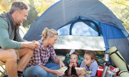 Camping und Zelten mit Kindern: Darauf musst Du achten