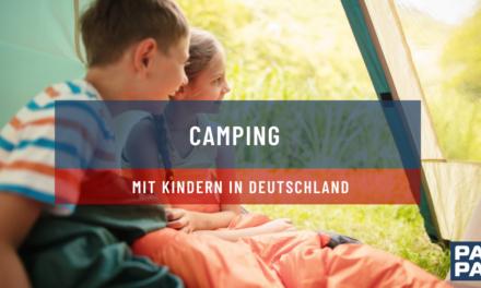 Camping mit Kindern in Deutschland