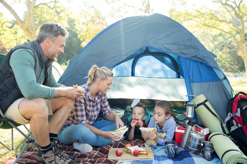 camping und zelten mit kindern darauf musst du achten. Black Bedroom Furniture Sets. Home Design Ideas