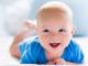 Bild eines Baby