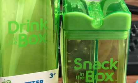 Drink in the Box – der Trinkspaß für die Kleinen (Werbung)