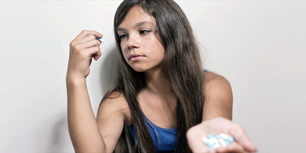 Drogen bei Kindern und Jugendlichen