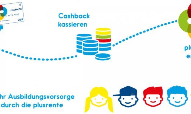 Einkaufen und nebenbei für die Ausbildung des Kindes vorsorgen?