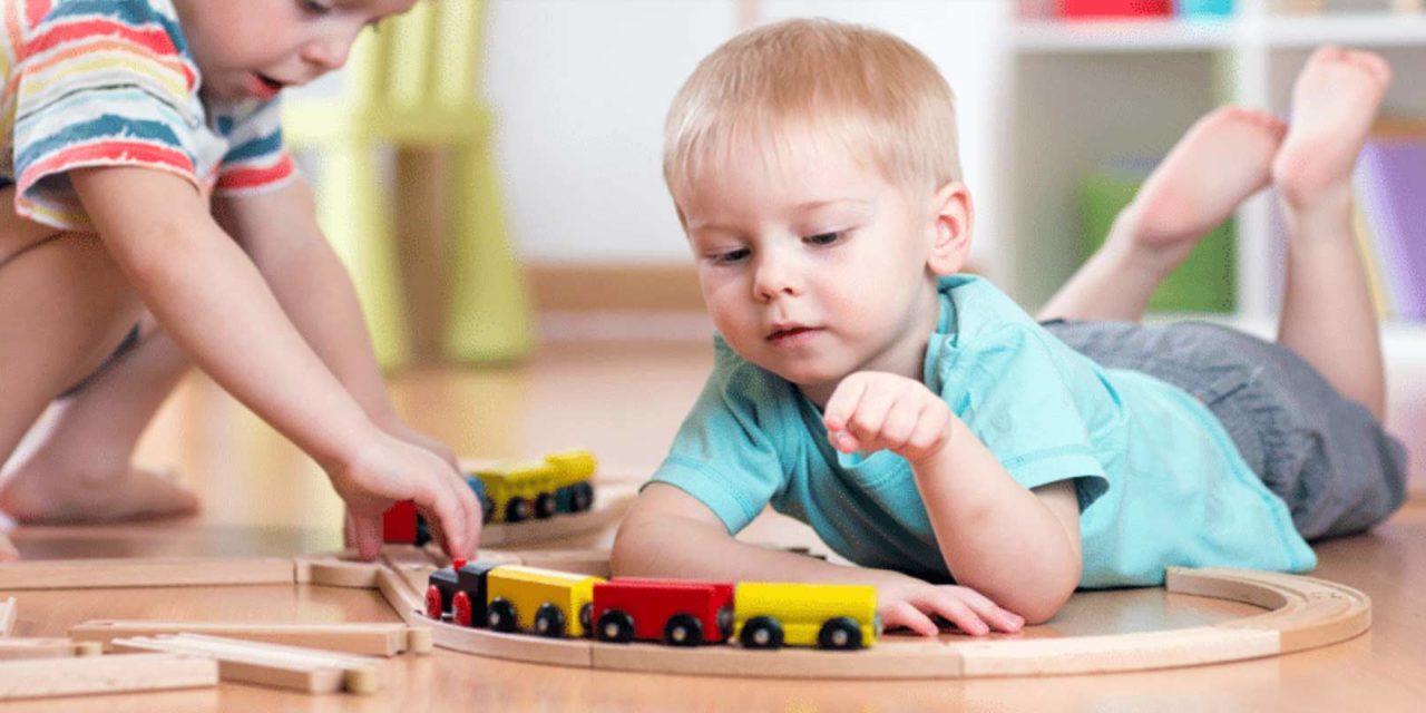 Welche Eisenbahn für Kinder