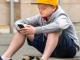 Bild eines Teenagers