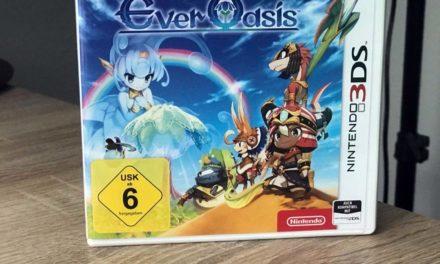 Ever Oasis für Nintendo 3DS / 2DS