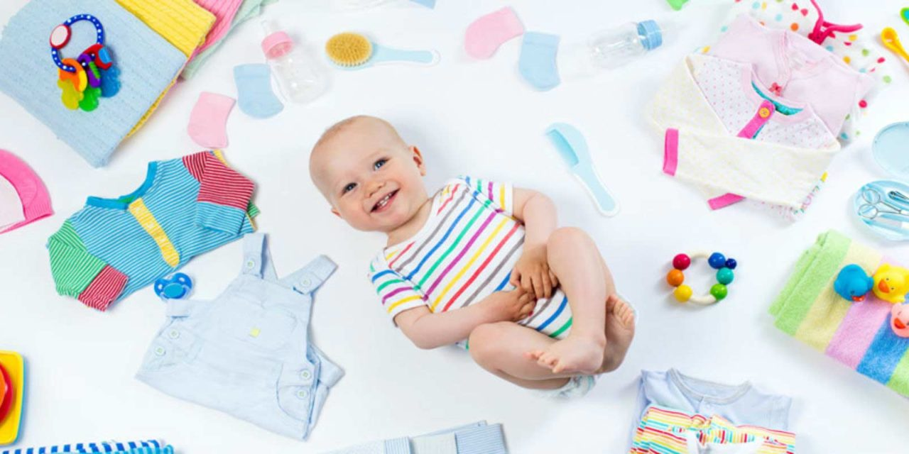 Geschenke Kind erste 12 Monate