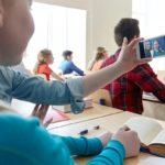 Handys im Unterricht