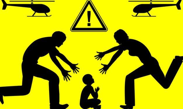 Helikopter-Eltern – Wie viel Mama und Papa schadet dem Kind?