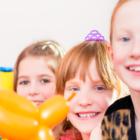 Bild einer Geburtstags Kinder Party