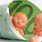 Bild von Kindern und Geld