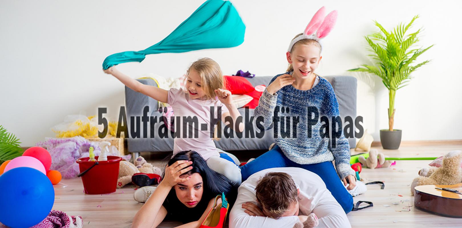 kinderzimmer aufr umen 5 aufr um hacks f r papas. Black Bedroom Furniture Sets. Home Design Ideas