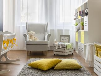 Bild eines Kinderzimmers
