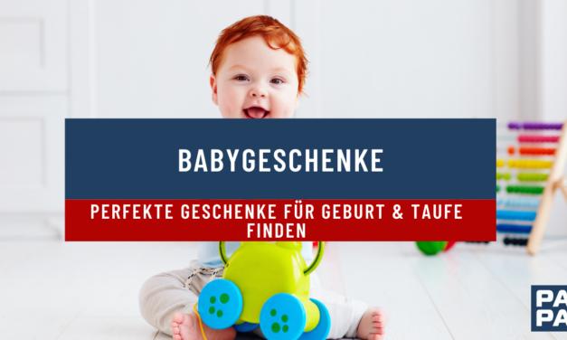 Babygeschenke – so findet du das perfekte Geschenk
