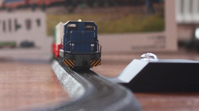 Bild einer Märklin Eisenbahn