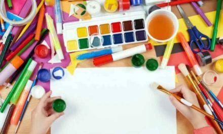 Malen wichtig für die Entwicklung des Kindes