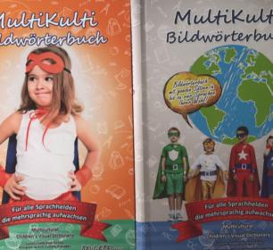 Milchmaus Bild, Multikulti Bildband