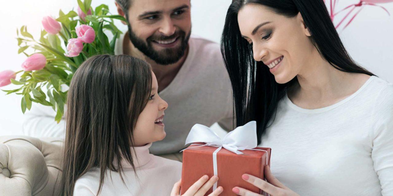 Muttertagsgeschenk kaufen, Ideen und die besten Produkte!