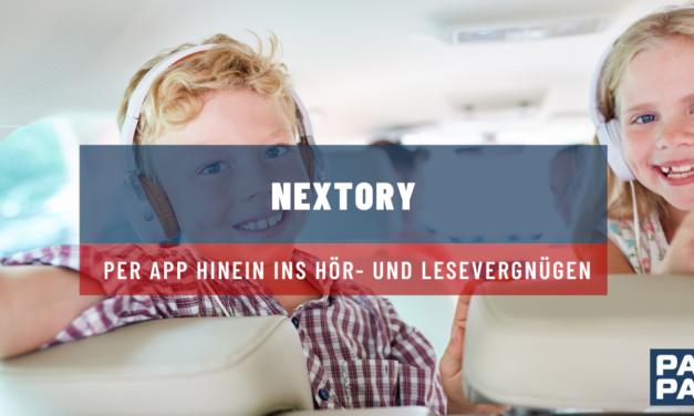 Nextory – Per App hinein ins Hör- und Lesevergnügen
