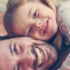 Papas getrennt vom Kind