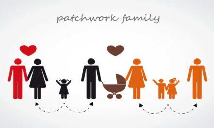 Patchwork Familie