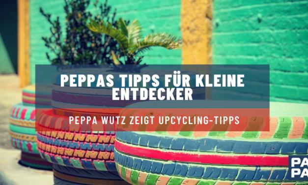 Peppas Tipps für kleine Entdecker