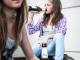 Bild zwei Jugendliche mit Bier ( Alkohol )