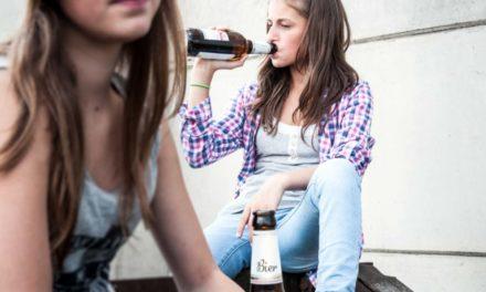 Rauchen und Alkohol bei Kindern und Jugendlichen