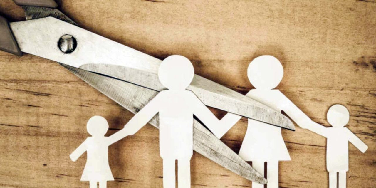 Wie kann man dem Kind die Scheidung vermitteln?
