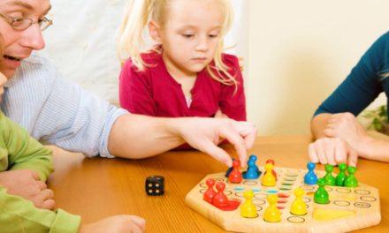 Spiele für 4-5-jährige Kinder